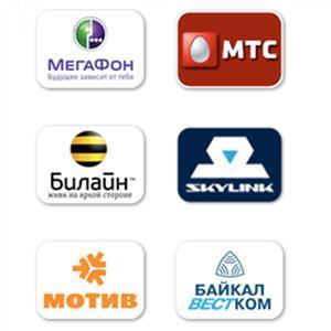 Операторы сотовой связи Аршани